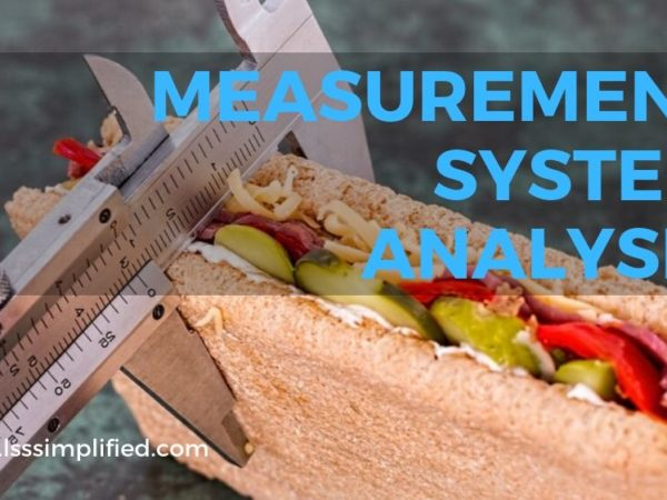 Measurement System Analysis (MSA) overview